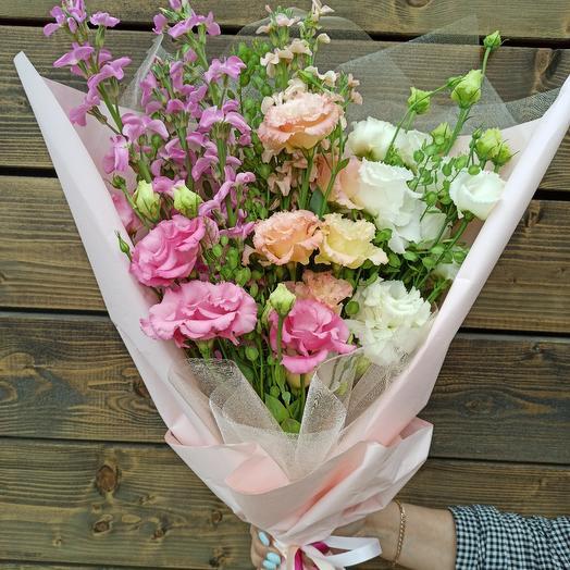 "Букет ""Пломбир"": букеты цветов на заказ Flowwow"
