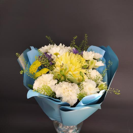 "Букет✓1524 ""Солнечное лето"": букеты цветов на заказ Flowwow"
