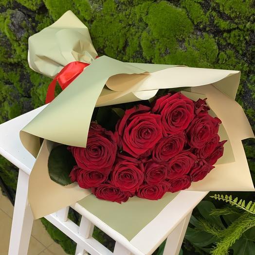 Букет роз « радость»