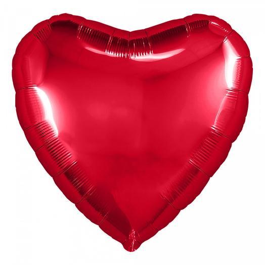 Шар «сердце»