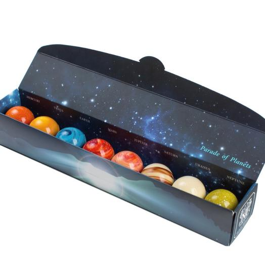 """Шоколадные планеты """"Солнечная система"""""""