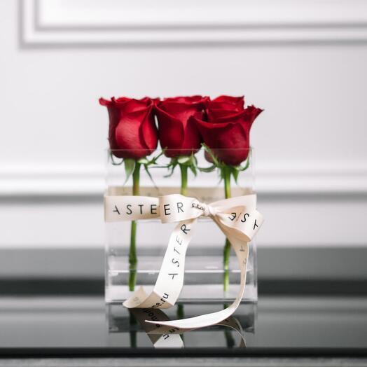 Комплимент Красные Розы