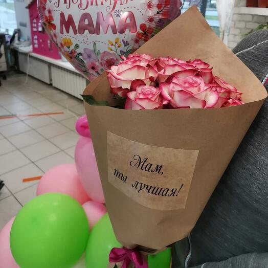 11 роз Для Мамы