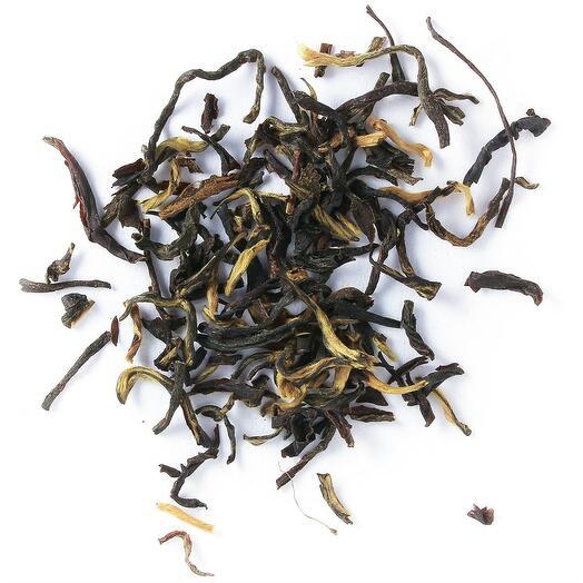 """Чёрный (китайский красный) чай """"Ассам Премиум"""" 250 гр"""