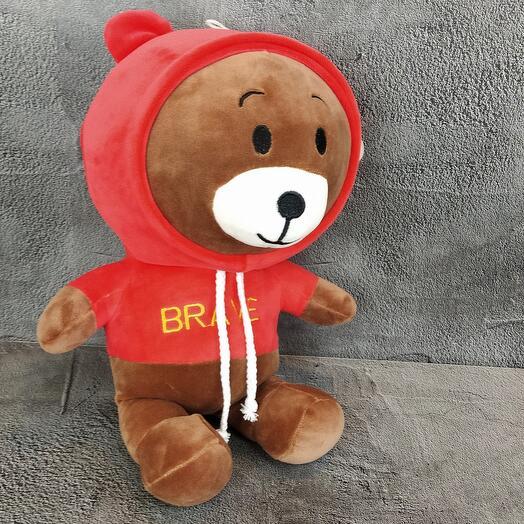 Храбрый медвежонок