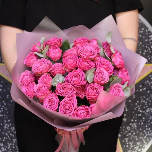 Пионовидные розы Classic Sensation