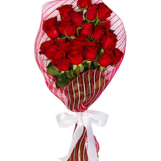 Букет Формула любви: букеты цветов на заказ Flowwow