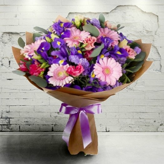 Виолетти: букеты цветов на заказ Flowwow