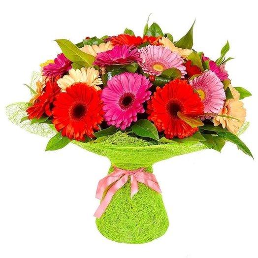 Моей маме: букеты цветов на заказ Flowwow