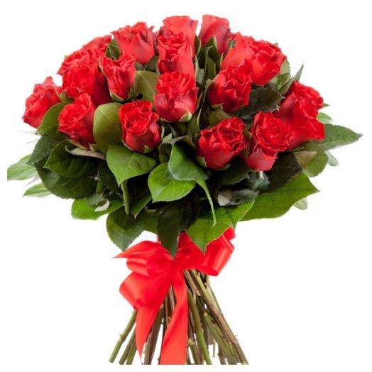 Букет № 3: букеты цветов на заказ Flowwow