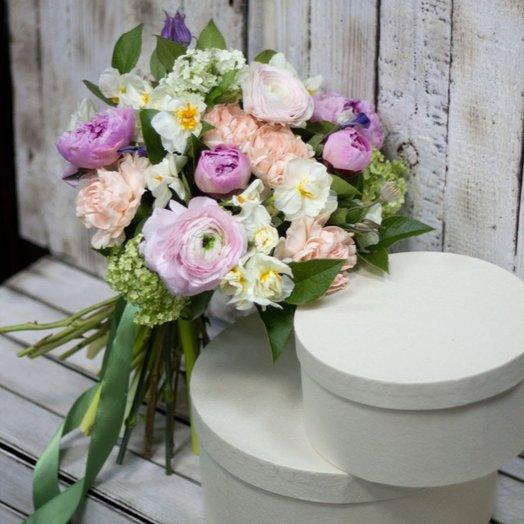 Очаровашка: букеты цветов на заказ Flowwow