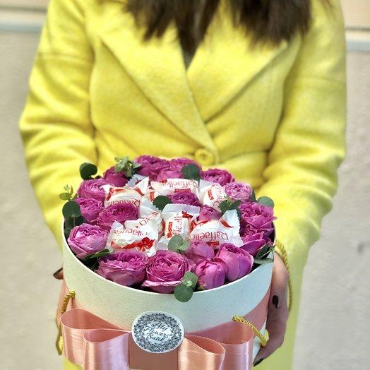 Sweet roses: букеты цветов на заказ Flowwow