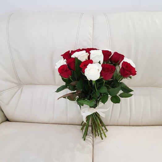 21 роза