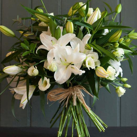 Мисс Лилия: букеты цветов на заказ Flowwow