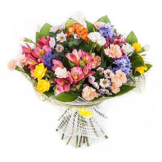 Журчание ручейка: букеты цветов на заказ Flowwow