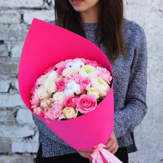 Букет 05: букеты цветов на заказ Flowwow