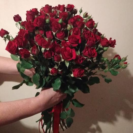 Инга: букеты цветов на заказ Flowwow
