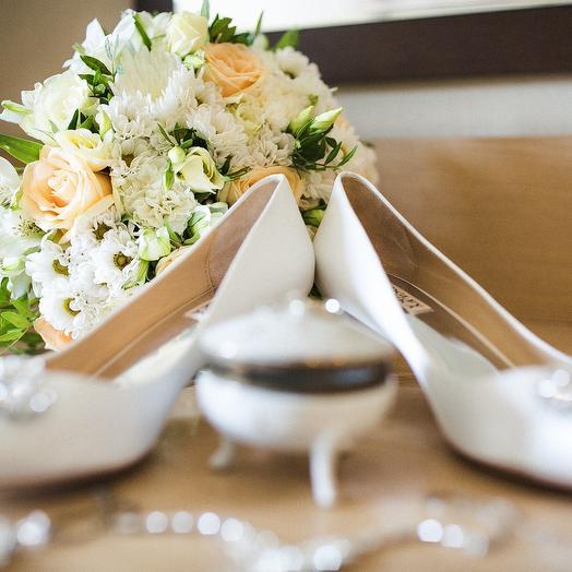 Букет невесты: букеты цветов на заказ Flowwow
