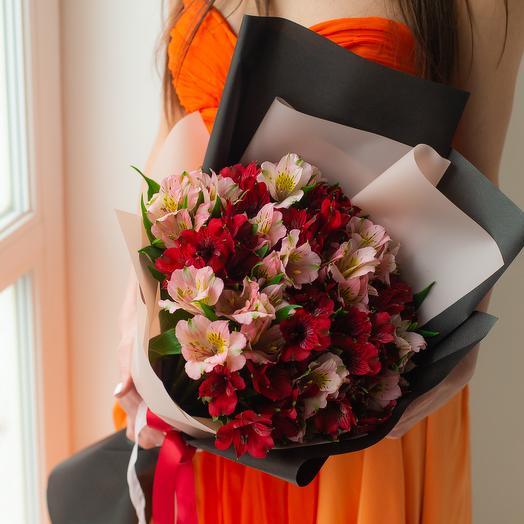 Расцвет красоты: букеты цветов на заказ Flowwow