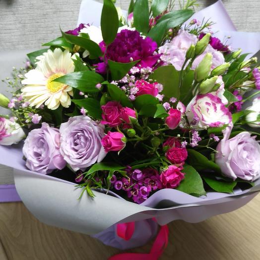 Толедо: букеты цветов на заказ Flowwow