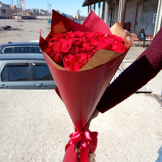 """""""Шик"""": букеты цветов на заказ Flowwow"""