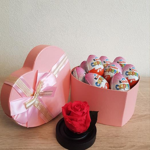 Подарочный набор 36: букеты цветов на заказ Flowwow