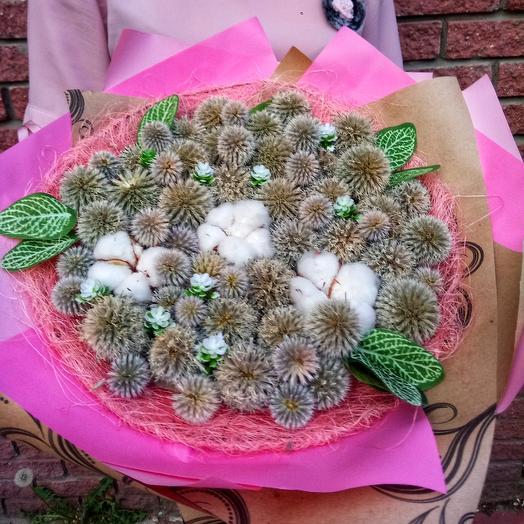Ежик: букеты цветов на заказ Flowwow