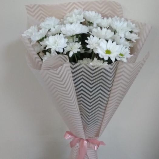 Букет Ромашек: букеты цветов на заказ Flowwow