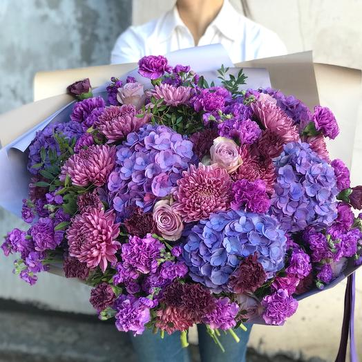 Букет «Престиж»: букеты цветов на заказ Flowwow
