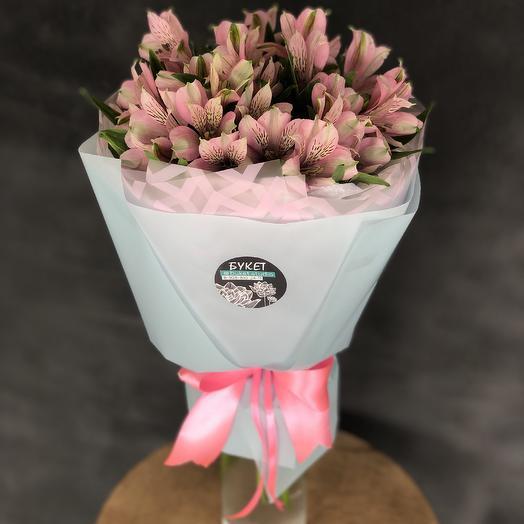 Нежнейший букетик: букеты цветов на заказ Flowwow