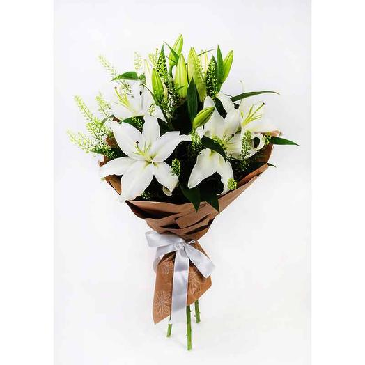 Букет ,,Корпоративный,, на 1 сентября: букеты цветов на заказ Flowwow