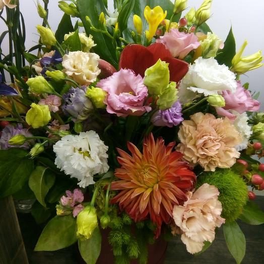 Краш: букеты цветов на заказ Flowwow