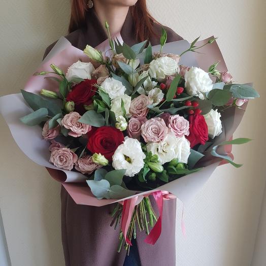 Первый рассвет: букеты цветов на заказ Flowwow