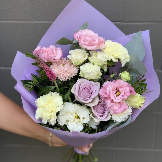 Букет номер 2: букеты цветов на заказ Flowwow
