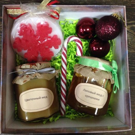 Новогодняя коробочка 2