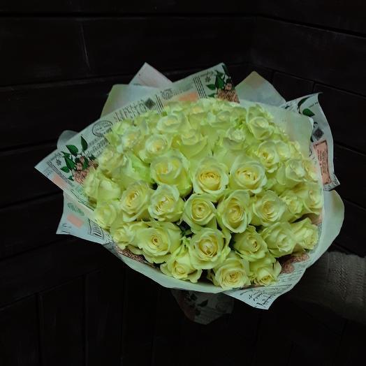 Страстная: букеты цветов на заказ Flowwow