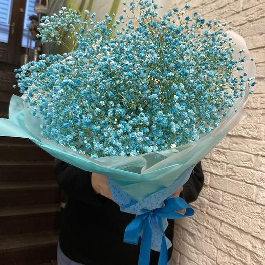 Волшебное облако гипсофилы по супер цене: букеты цветов на заказ Flowwow