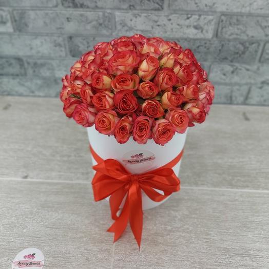 Мандарин: букеты цветов на заказ Flowwow