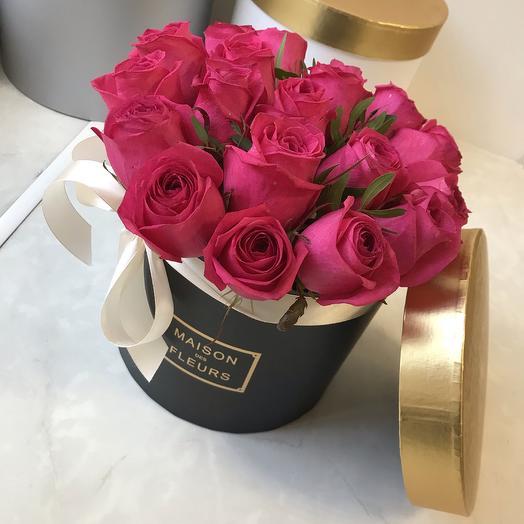 Коробочка 14: букеты цветов на заказ Flowwow
