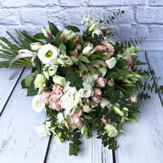 Букет «Элегия»: букеты цветов на заказ Flowwow