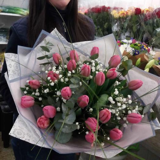 Алекса: букеты цветов на заказ Flowwow