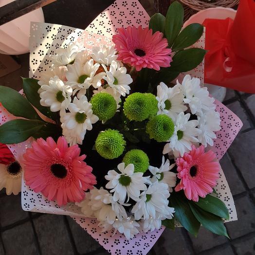 Ромашковое небо: букеты цветов на заказ Flowwow