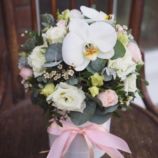 Амели: букеты цветов на заказ Flowwow