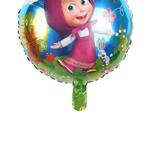 Мультяшные фольгированные шарики: букеты цветов на заказ Flowwow