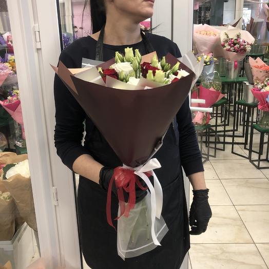 Букет Престиж: букеты цветов на заказ Flowwow
