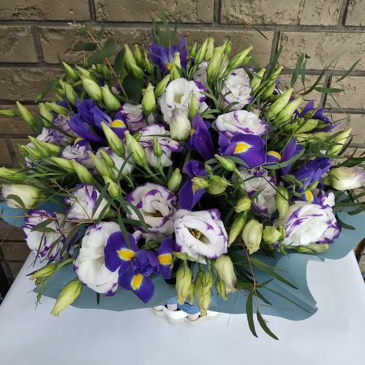 А.Весна: букеты цветов на заказ Flowwow