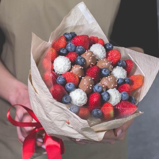 Ягодки-конфетки