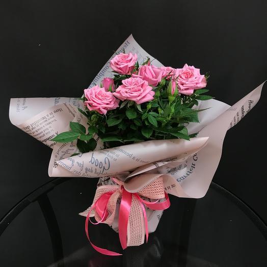 Роза Кордана: букеты цветов на заказ Flowwow