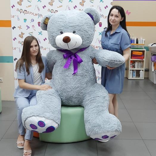 Медведь Михаил 2,2 метра