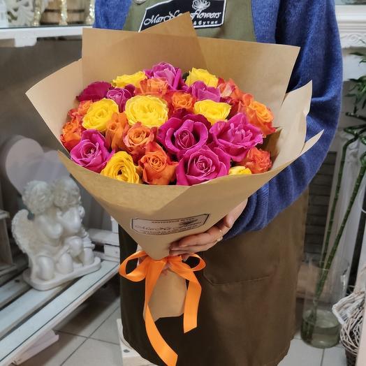 Акция! Букет 25 роз